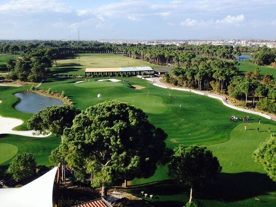 Maxx Royal Belek Golf Resort: Somestr Maxxtatil