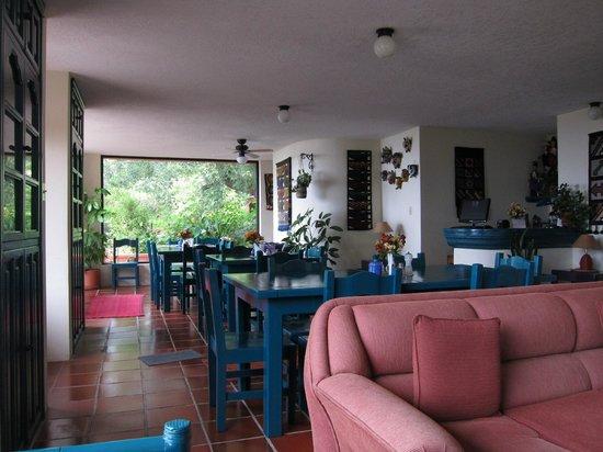 Ali Shungu Mountaintop Lodge: Dining