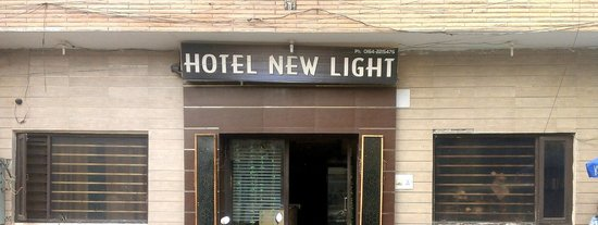 New Light Hotel: Located at the centre of city
