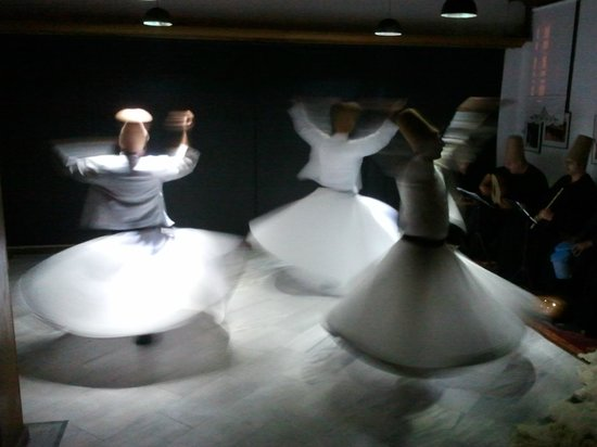 Sufi Music Concert & Whirling Dervishes Ceremony : Mawlavi Whirling Dervishes Ritual/Ceremony