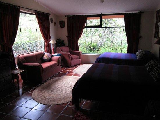 Ali Shungu Mountaintop Lodge : Room/suite