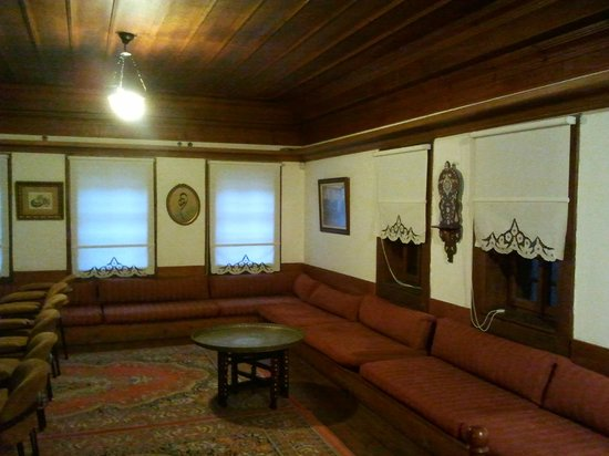 Sufi Music Concert & Whirling Dervishes Ceremony : Interior in The House of Dervish Dede Efendi