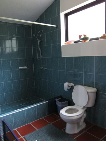 Ali Shungu Mountaintop Lodge : Bathroom