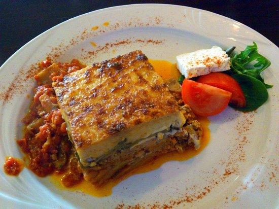 Restaurant Lukullus: Greek Moussaka