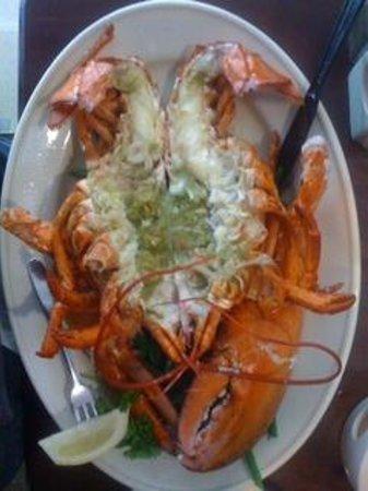 Pappadeaux Seafood Kitchen: 1