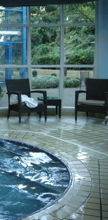 Novotel London Heathrow: pool area