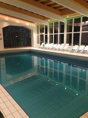 Sporthotel St. Christoph: Hotel pool