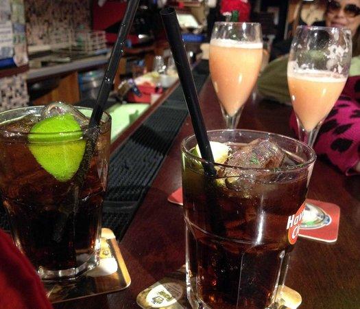 Bacaro Jazz Ristorante : The drinks