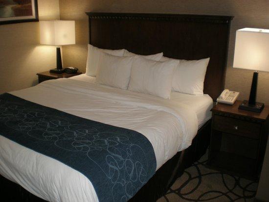 Comfort Suites Airport : new beds