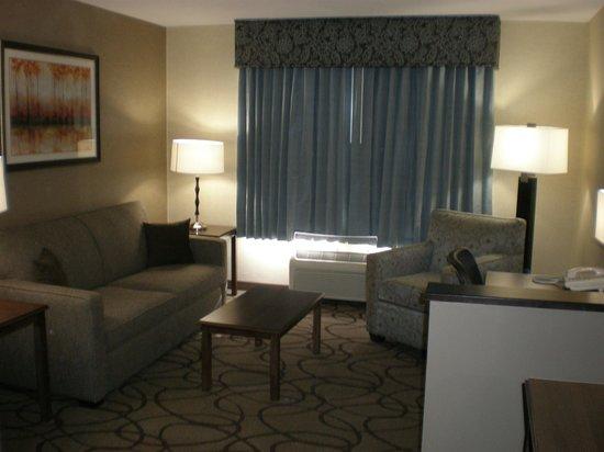 Comfort Suites Airport : new rooms
