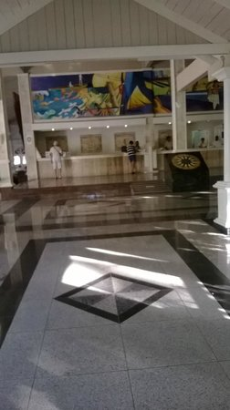 Vista Sol Punta Cana: Lobby del Hotel