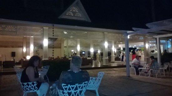 Vista Sol Punta Cana: Vista de la zona de descanso