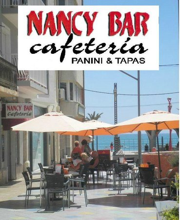 Nancy Bar Cafeteria - Panini & Tapas: vista