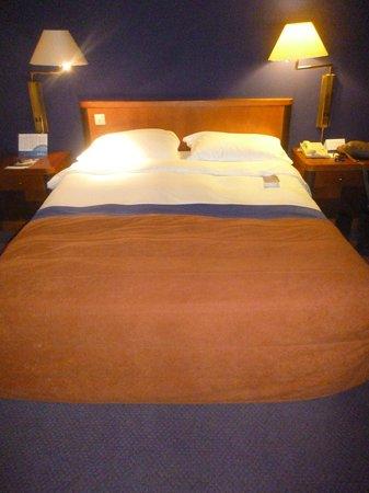 Radisson Blu Hotel, Amsterdam: Comfy bed