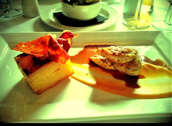 Quorn Country Hotel: Beautiful lunch