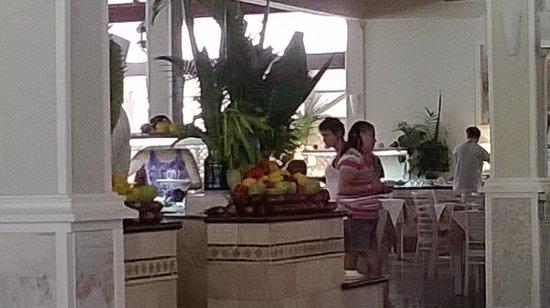 Vista Sol Punta Cana: Vista del comedor
