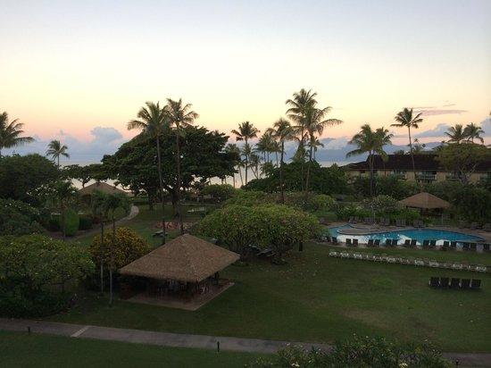 Kaanapali Beach Hotel : Ocean View
