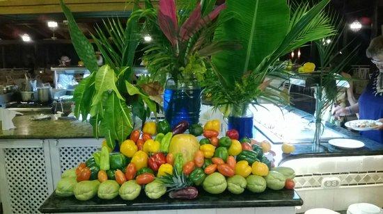 Vista Sol Punta Cana: Hermoso el comedor