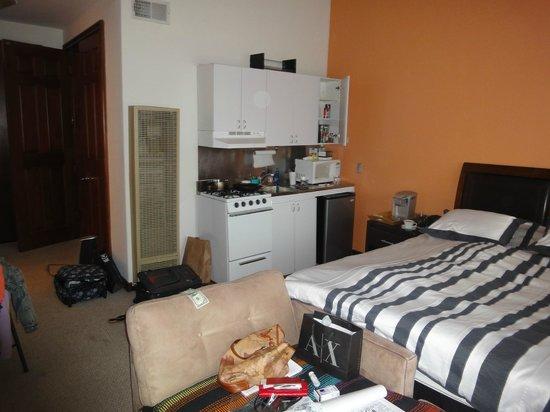 Ocean Luxury Lofts & Suites: 2
