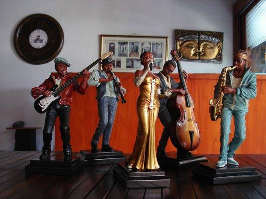Hotel Casa Gloria: Grupo Muscal