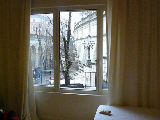 I Portici Hotel : view from room 109