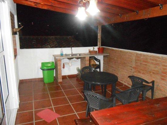 Hotel Altas Cumbres: Quincho