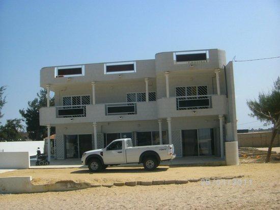 Vue de la maison depuis la plage photo de lydia chambres d 39 h tes saint louis tripadvisor - Chambre d hote saint louis ...