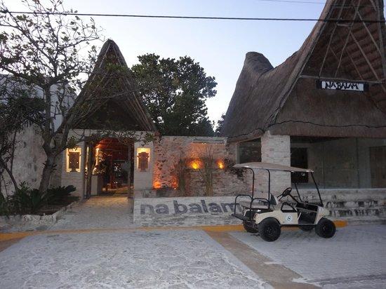 Na Balam Beach Hotel: Hôtel