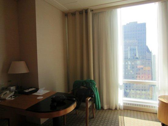 Sofitel Montreal Golden Mile: Luxury room