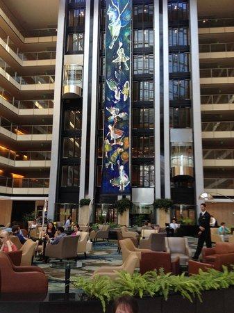 Hilton Buenos Aires : BA Hilton lobby