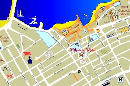 Pizzeria da Raffa: mappa