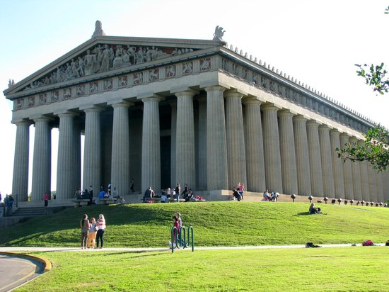 The Parthenon : Parthenon