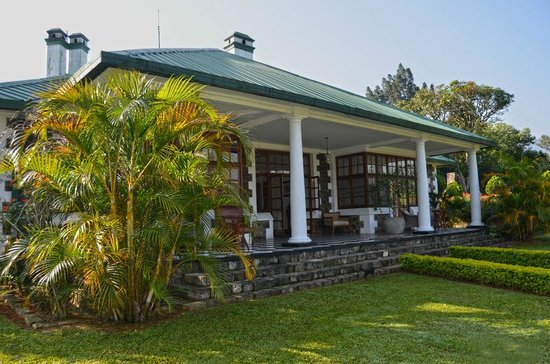 Ceylon Tea Trails - Relais & Chateaux : Tientsin Bungalow