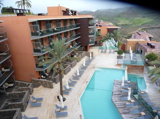 Sheraton Gran Canaria Salobre Golf Resort: vue de l'hotel