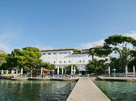 Hotel Illa d´Or: Главный корпус