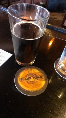 Plank Town Brewing Company: Foggy Scotsman Porter