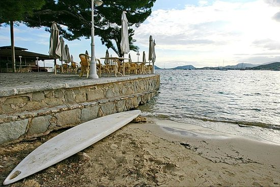 Hotel Illa d´Or: серфинг