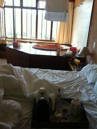 Vista da Serra: quarto com hidro sem varanda