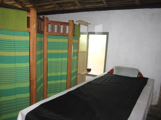 Ayurveda Lanka Spa: Массажный кабинет
