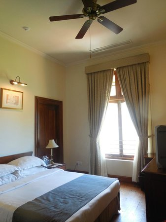 Galle Face Hotel Colombo : my lovely room