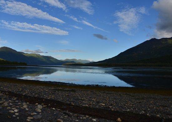 Kodiak Treks: View from Camp