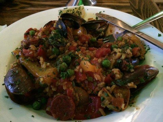 Star Inn: Excellent  paella