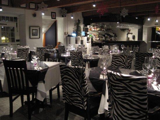 Cotes a Cotes Resto-Grill: salle