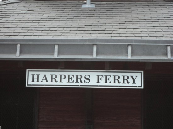 Harpers Ferry National Historical Park: Harpers Ferry WV
