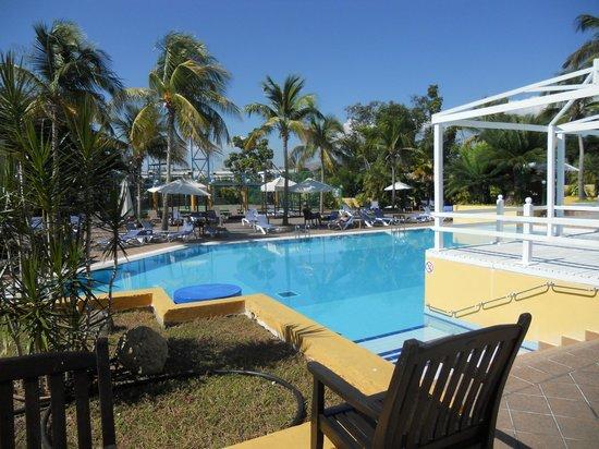 Meliá Santiago de Cuba: Outdoor pool