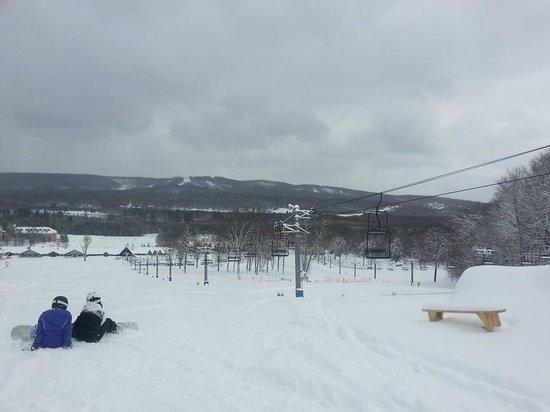 Boyne Highlands Resort : slopes