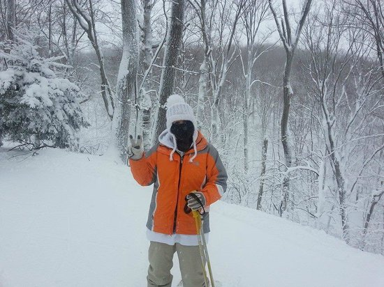 Boyne Highlands Resort: having fun!