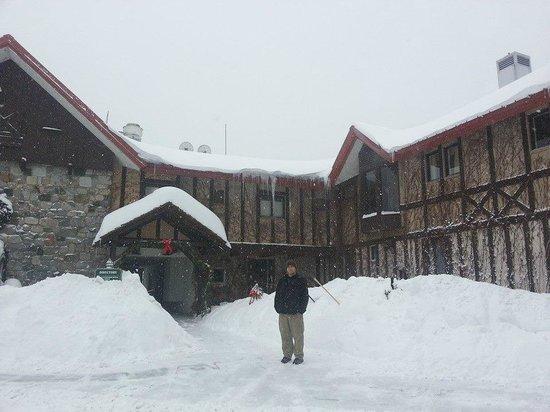 Boyne Highlands Resort: The main lodge