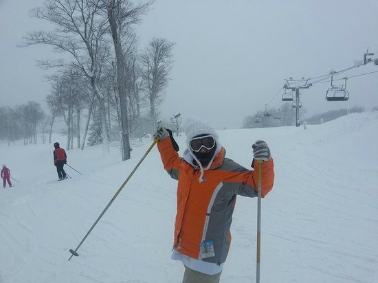 Boyne Highlands Resort: hitting the slopes
