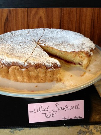 Lillies of Stockbridge: The lovely Bakewell Tart